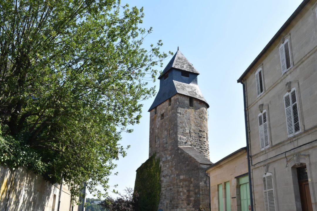 Tour de l'Horloge à Bar le Duc
