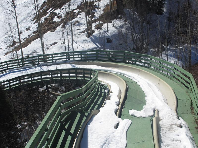 Durango Alpine Slide  Colorado Amusement and Theme Parks
