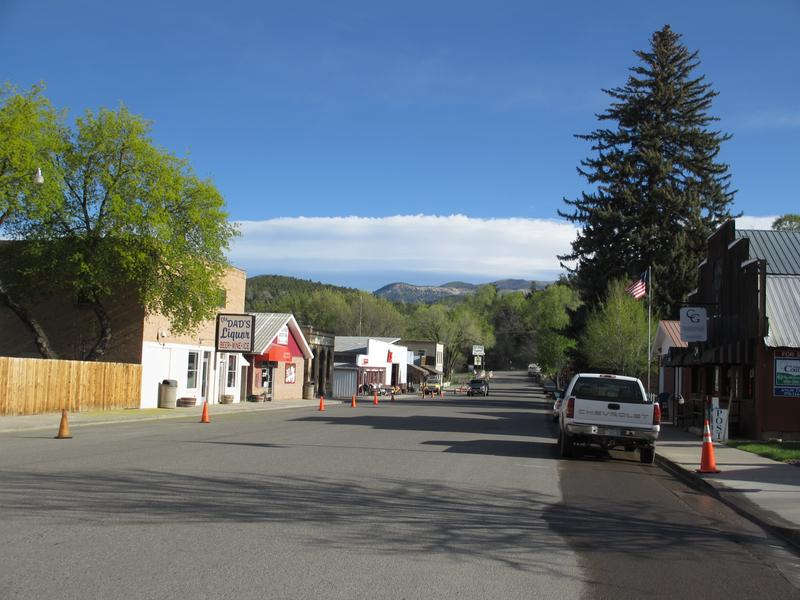 Collbran Colorado  Mesa County  Things to do in