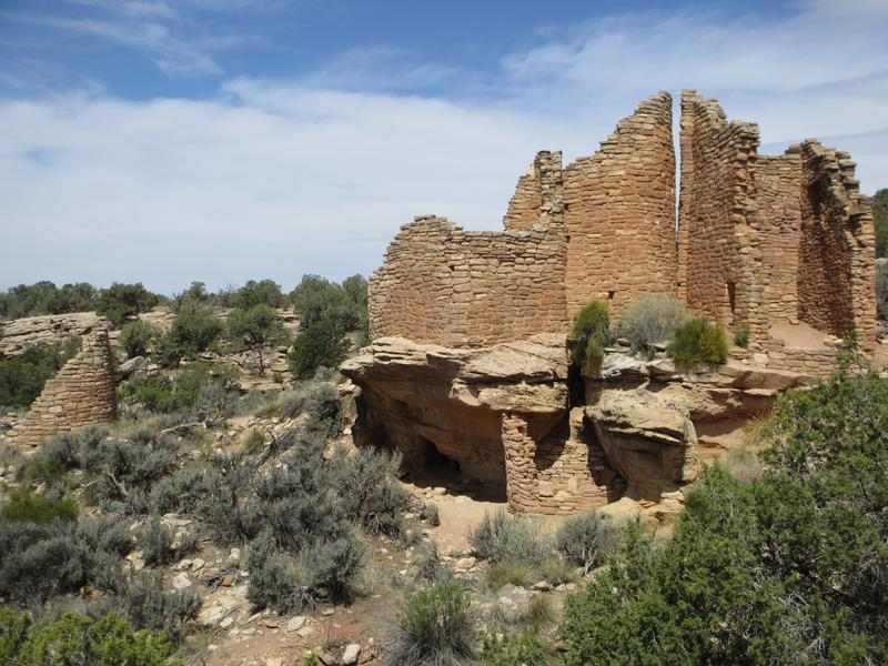 Hovenweep National Monument  Colorado National Lands