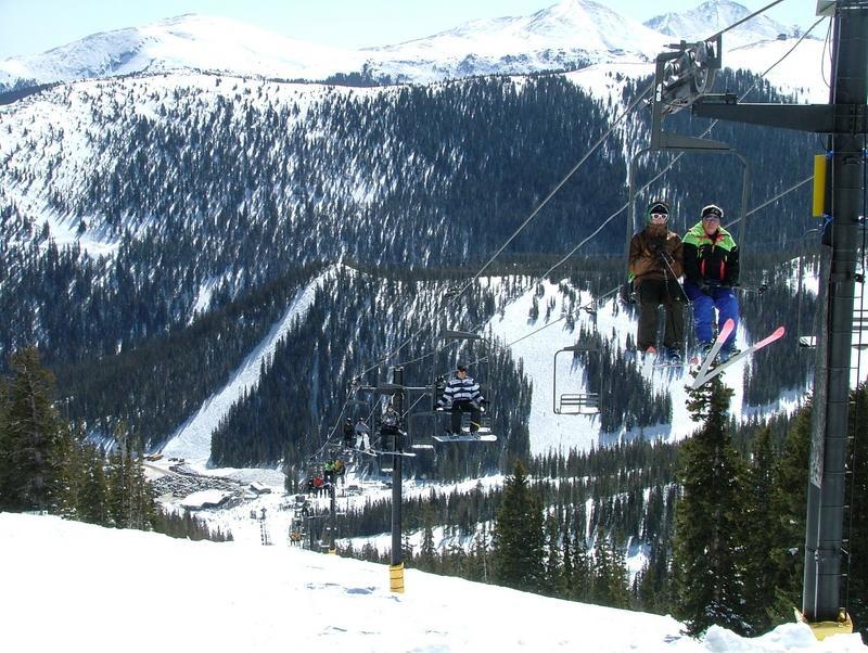 Monarch Mountain Colorado Ski Areas