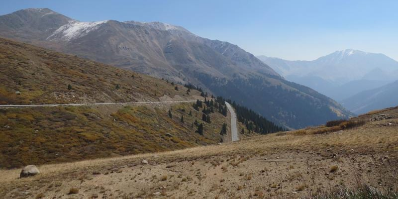 Independence Pass  Twin LakesAspen  Colorado Scenic Drives
