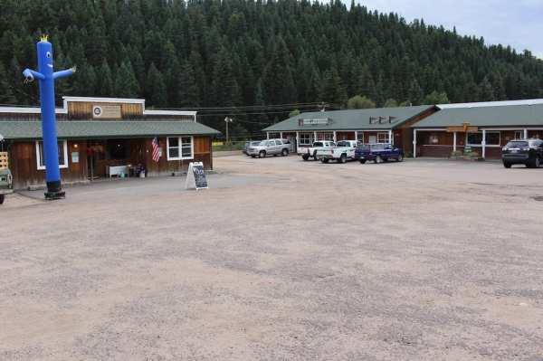 Bailey Colorado Park County Towns
