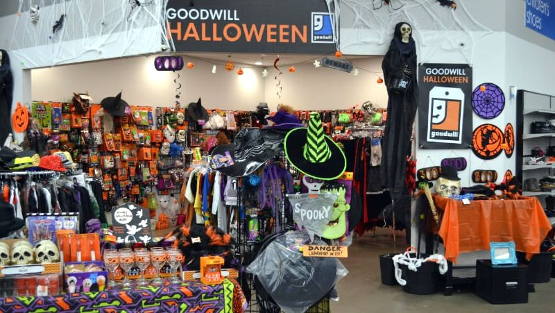 Halloween Spirit Store Displays