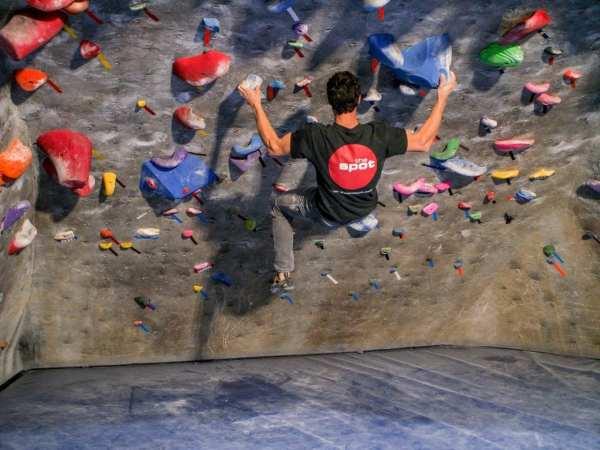 Spot Bouldering Gym Indoor In Boulder