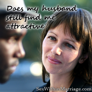 not attracted to overweight spouse