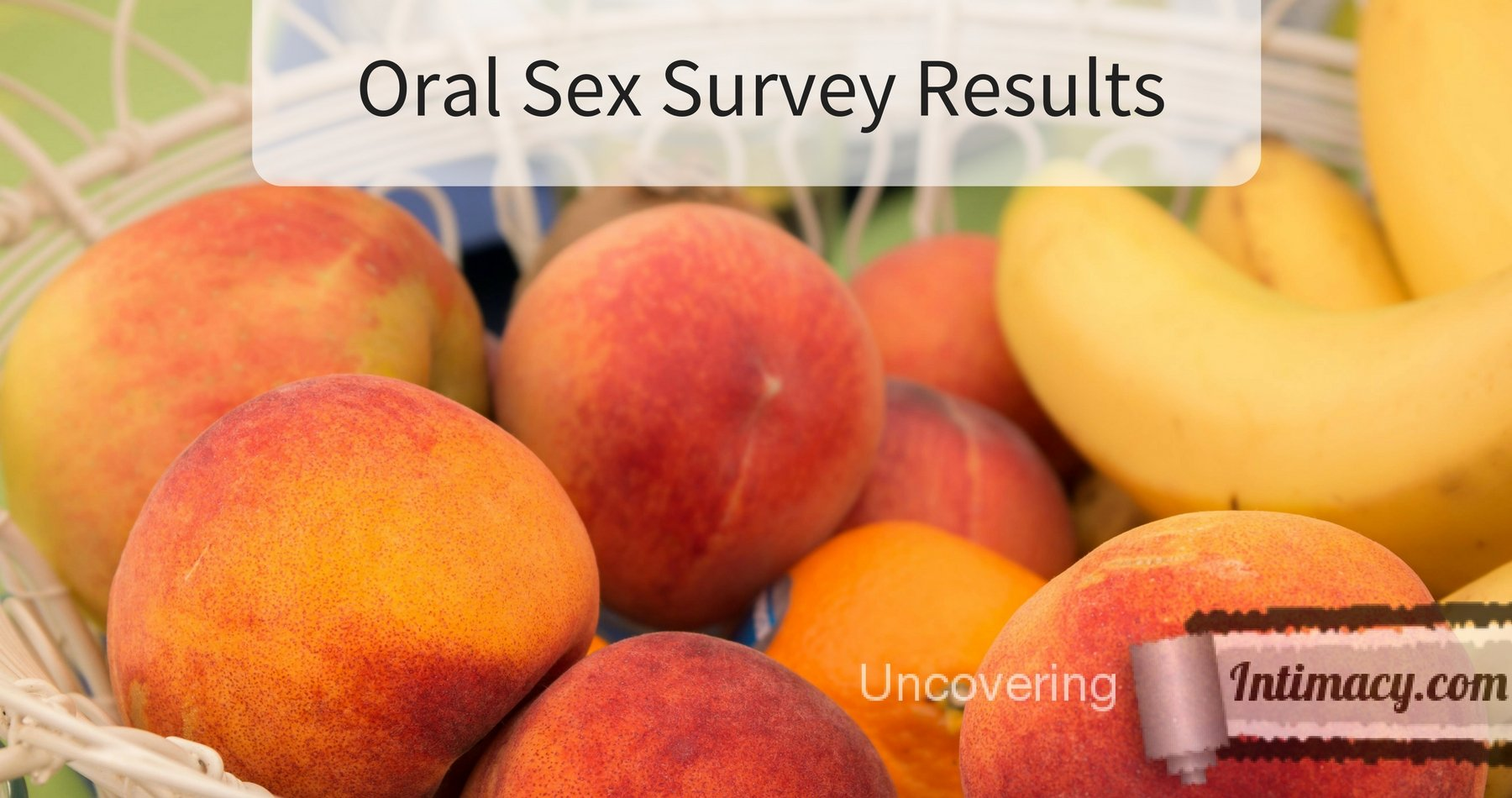 Nasty sex survey