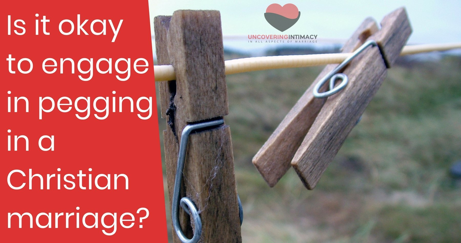 Pegging in marriage