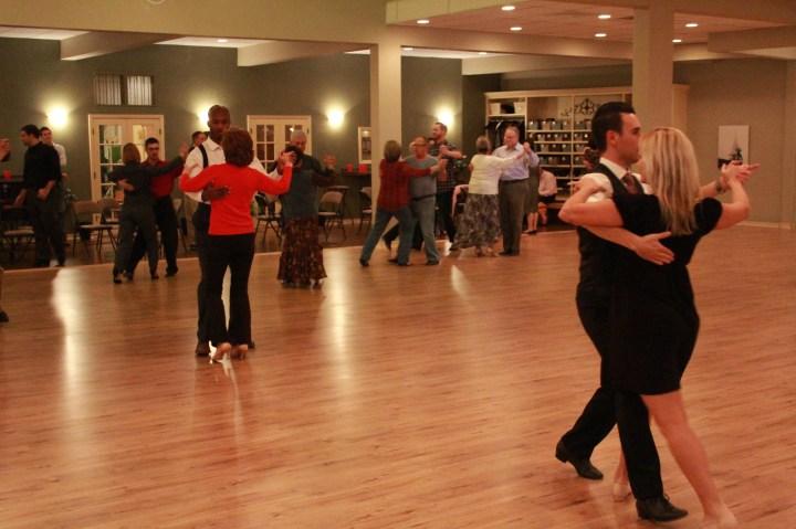 Shall We Dance? photo by Dennis Spielman