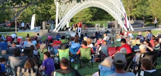 Sunday Twilight Concert photo by Dennis Spielman