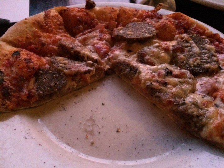 The Italian Stallion pizza at The Wedge at Deep Deuce-04