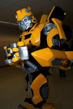 Bumblebee (Zack McCollum)