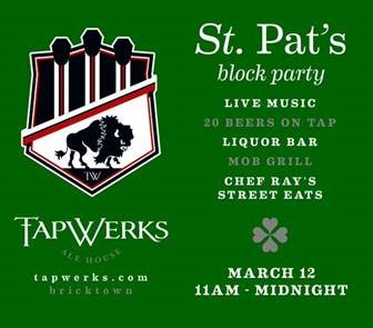 Tapwerks Block Party
