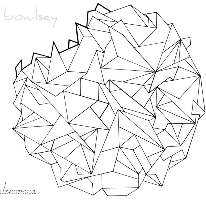 decorous album cover