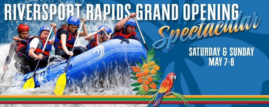 Riversport Opening