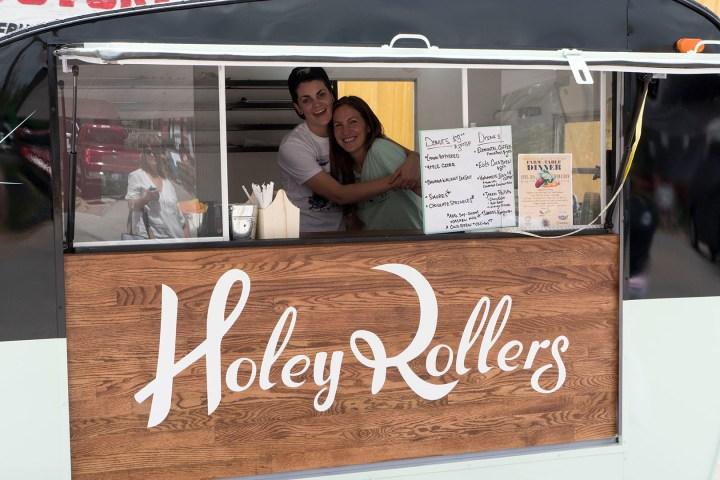 Holey Rollers - photo by Dennis Spielman