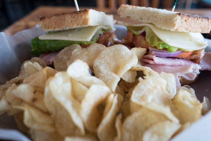 Sandwich at The Phoenix