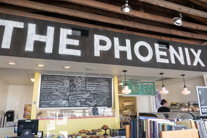 A Date at The Phoenix