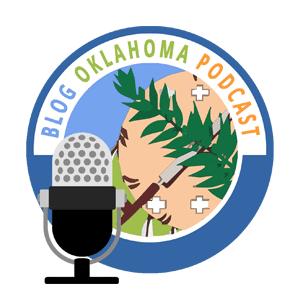 Blog Oklahoma Podcast logo