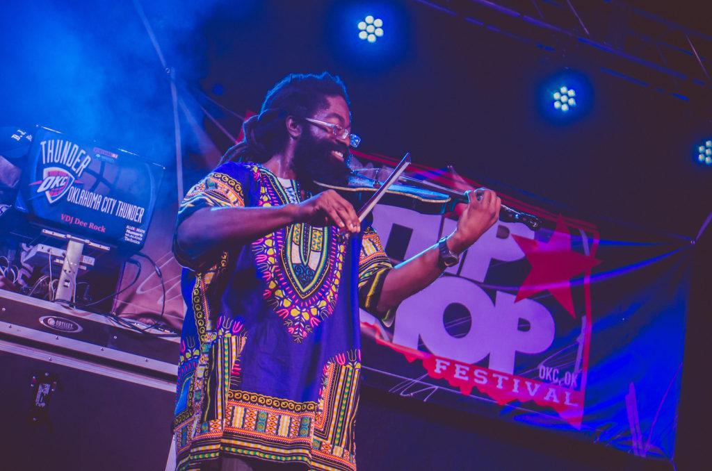Oklahoma Hip Hop Festival  2015 - provided photo