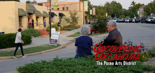 The Paseo Arts District video