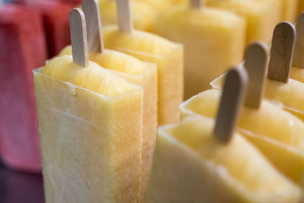 Popsicles at Epic Pops - Photo by Dennis Spielman