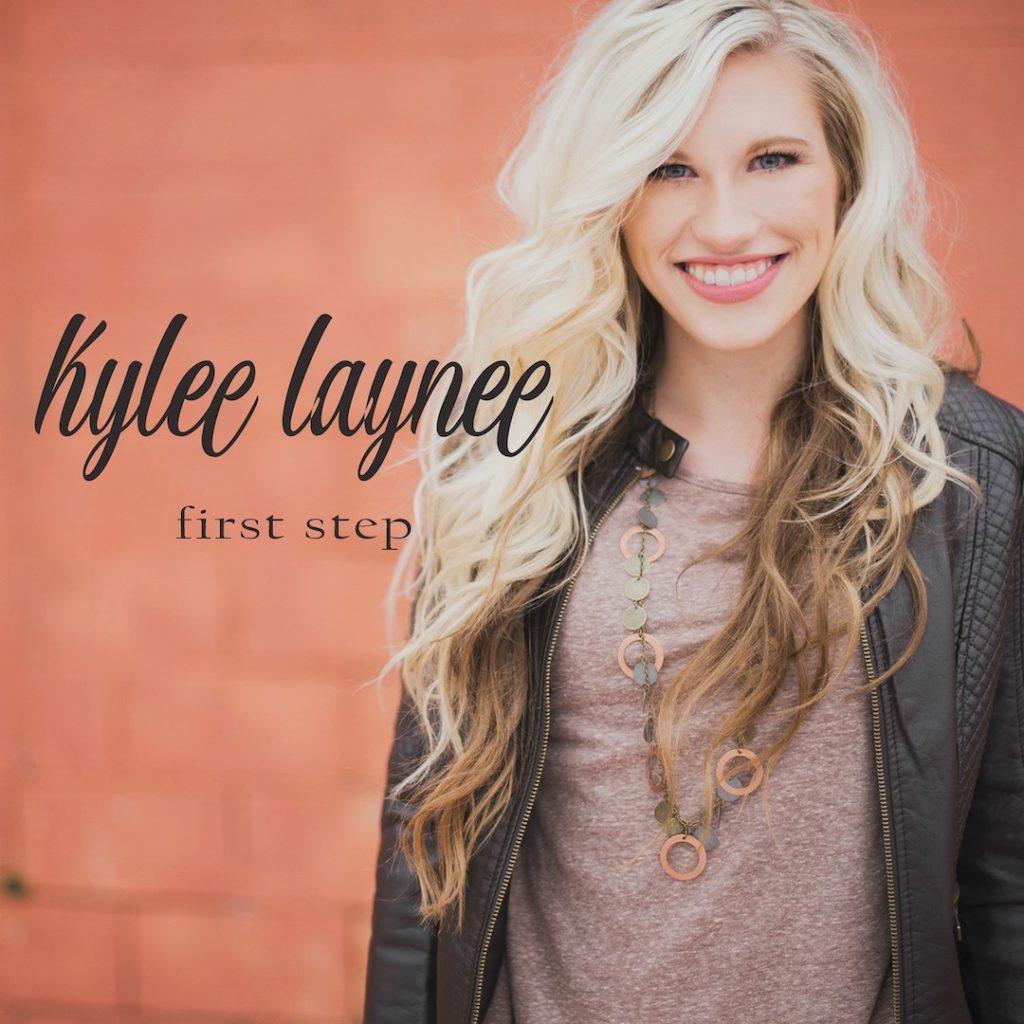 Kylee Laynee First Step Album EP cover
