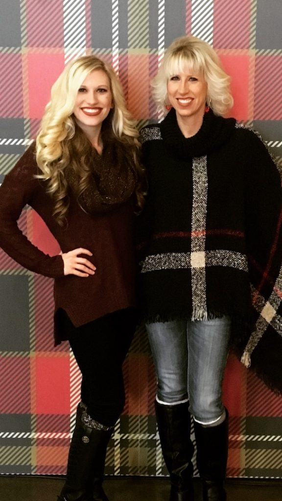 Kylee Laynee and her Mother - Provided Photo