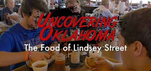 Intro to the Food of Lindsey Street