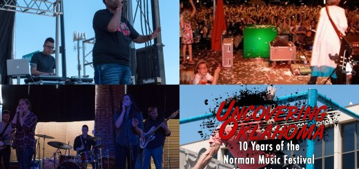 10 Years of the Norman Music Festival