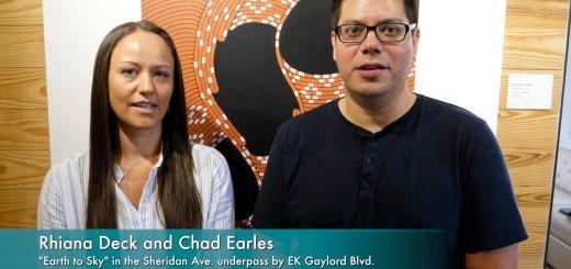 Rhiana Deck and Chad Earles Earth to Sky