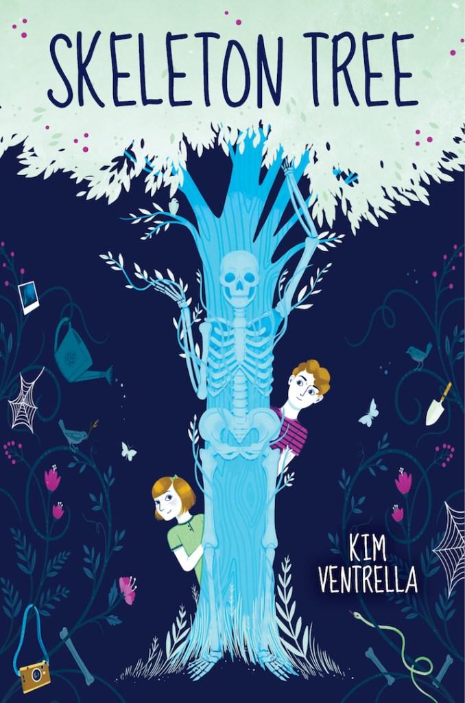 Skeleton Tree book cover