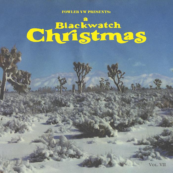 Blackwatch Christmas 7 Cover Art