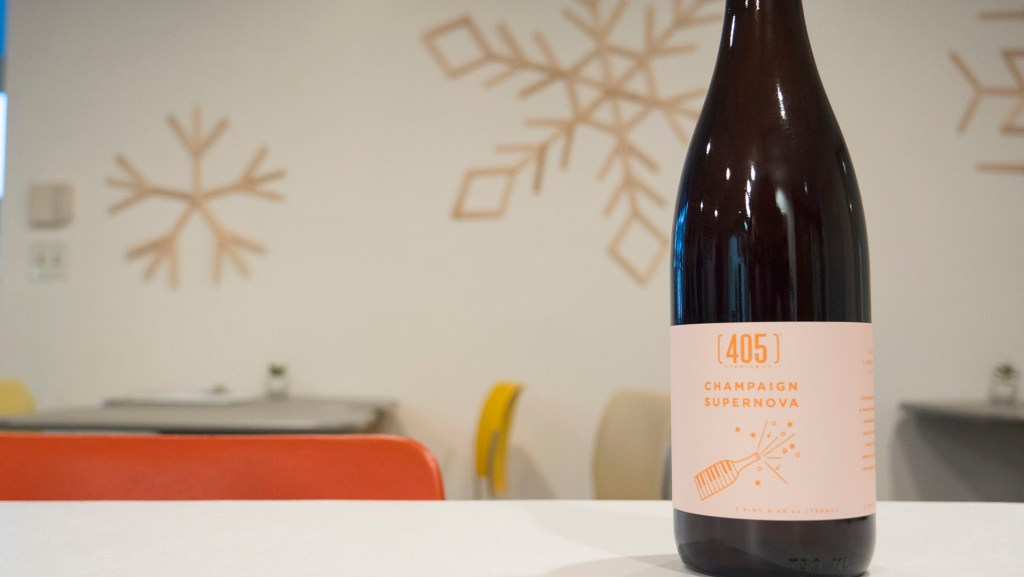 Champaign Supernova from 405 Brewing Co - photo by Dennis Spielman