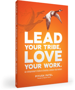 Lead Your Tribe book cover