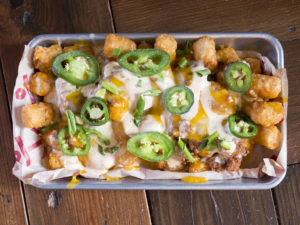 The Loaded Tots at Anchor Down - photo by Dennis Spielman