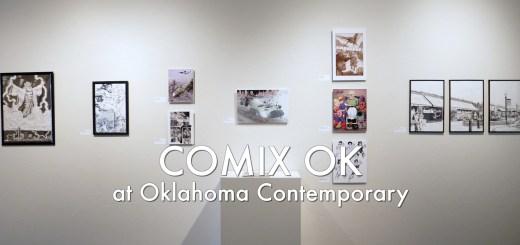 COMIX OK at Oklahoma Contemporary