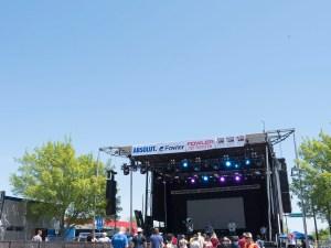 GWIZ at Norman Music Festival 11 - photo by Dennis Spielman