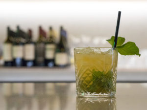 The Jessica Rabbit cocktail at The Winston - photo by Dennis Spielman
