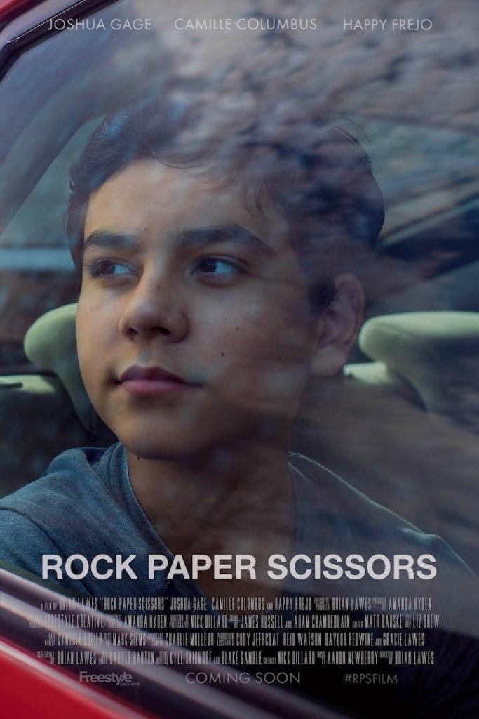 Rock Paper Scissors - Official Poster