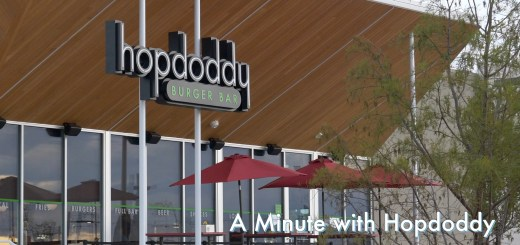 A Minute with Hopdoddy