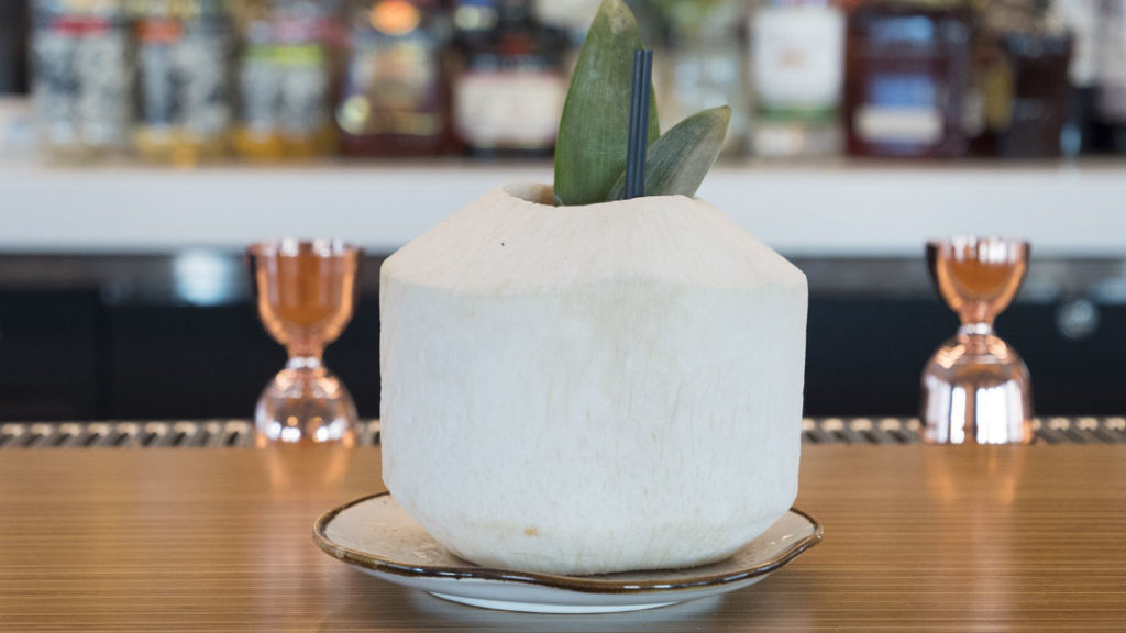 Cocktail at OSO - photo by Dennis Spielman