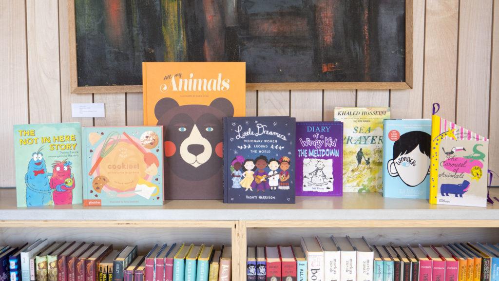 Children's Books at Commonplace Books - photo by Dennis Spielman