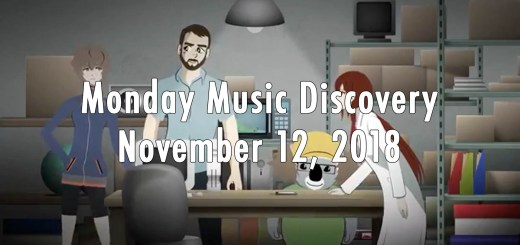 Monday Music Discovery for November 12, 2018
