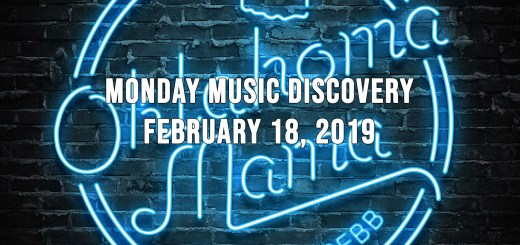 Monday Music Discovery for February 18, 2019