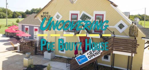 Uncovering Poe Bouyz House