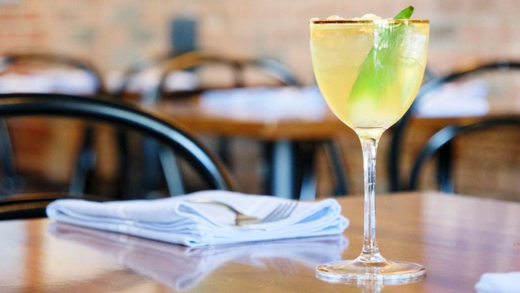 Cocktail - photo by Dennis Spielman
