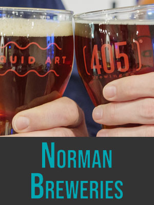 Norman Breweries