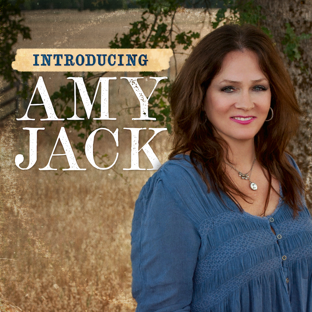 Album Cover for Introducing Amy Jack