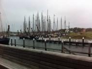 Hafeneinfahrt Vlieland